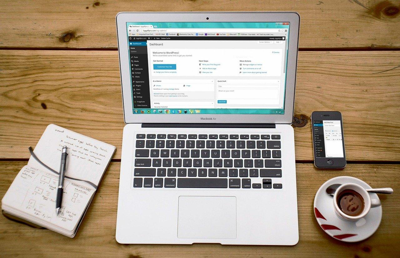yeah online wordpress website bouwen